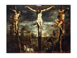 The Crucifixion, 1554-55 Giclee Print by Jacopo Robusti Tintoretto