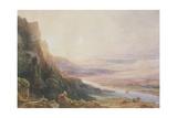 Perth Landscape, 1850 Giclee Print by Jean Antoine Theodore Gudin
