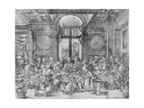 The Last Supper, 1585 Giclee Print by Pieter Coecke van Aelst