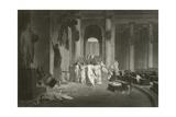 Death of Julius Caesar, 44 BC Giclee Print by Jean Leon Gerome