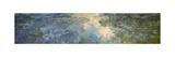 Basin of Water Lilies Giclee Print by Claude Monet
