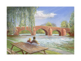 Bridge over Troubled Water, 2002 Giclee Print by Anthony Rule