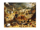 The Four Seasons - Autumn Giclée-Druck von Sebastian Vrancx