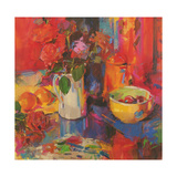 Candy Roses Giclee Print by Peter Graham