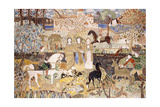The Spirit of the Hunt Giclee Print by Maurice Brazil Prendergast