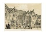 Ockwells, Berks Giclee Print by Joseph Nash