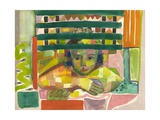 Portrait of a Child, 1955-60 Giclee Print by Anneliese Everts