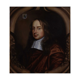 Portrait of William Pierrepoint, C.1670 Giclee Print by Mary Beale