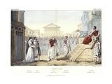 Virginie from the Galerie Dramatique Giclee Print by Alexandre Lacauchie