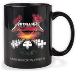 Metallica - Master of Puppets Mug Taza