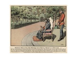 Frederick the Great of Prussia in Old Age Giclee Print by Carl Rochling