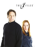 The X-Files - Bleached Mestertrykk