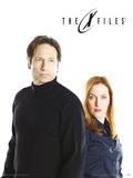 The X-Files - Bleached Masterprint