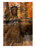 Statue of Liberty I Prints by Irena Orlov