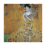 Portrait of Adele Bloch-Bauer I, 1907 Giclee Print by Gustav Klimt