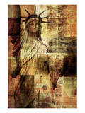 Statue of Liberty II Prints by Irena Orlov
