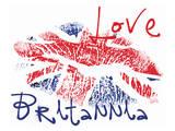 Love Britannia Prints