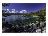 Sand Harbor Lake Tahoe Posters by Michael Polk