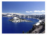 Crater Lake Oregon Prints by Michael Polk