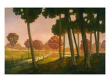 Morning Light II Print by Graham Reynolds