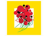 Poppin' Poppies Prints