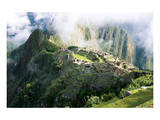 Machu Picchu in the Clouds Prints