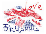 Love Britannia Poster