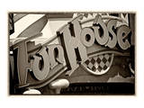 Fun House Print by Doug Nelson