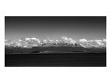 Mountain Panorama Prints by Nish Nalbandian