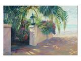Beach Music Poster by Julie Pollard