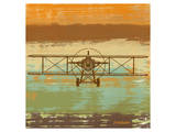 Biplane II Art by  Yashna