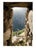 Inka Room with a View Print