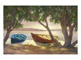 Lakeside I Kunst av Graham Reynolds