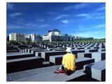 Holocaust Memorial Berlin Prints