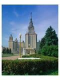 M. V. Lomonosov Moscow State University, Moscow, Russia Prints