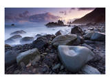 Playa de Benijo in the Anaga Mountains, Tenerife, Canary Islands, Spain Prints