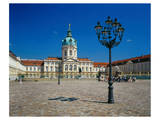 Charlottenburg Castle, Berlin Art
