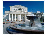 Bolshoi Theatre, Moscow, Russia Prints
