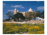 St. Louis Cathedral in Carthage, Tunis, Tunisia Prints