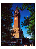 Grunewald Tower Berlin Prints