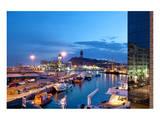Port, Barcelona, Catalonia, Spain Posters