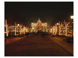 Brandenburg Gate Xmas, Berlin Prints