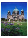 Pleasure Garden Berlin Germany Prints