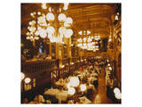 Cafe New York in Budapest, Hungary Prints