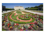Schoenbrunn Palace, Vienna, Austria Art