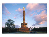 Berlin Victory Column, Germany Posters