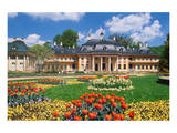 Palais at Pillnitz Castle near Dresden, Saxony, Germany Posters