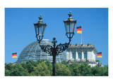 Parliament Bldg Berlin Germany Prints