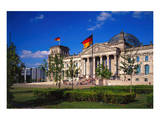 Parliament Building Berlin Germany Prints