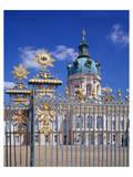 Charlottenburg Castle, Berlin Poster